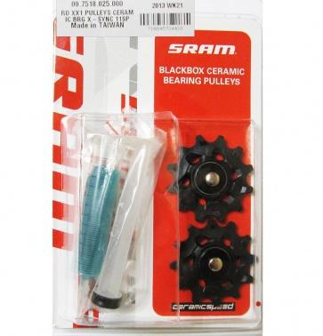 Sram Rear Pulley Ceramic Bearing X-Sync XX1 11Sp