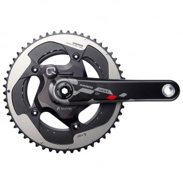 SRAM RED22 QUARQ POWERMETER BB30 177.5 50-34T 11 SPEED