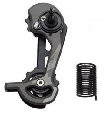 Sram X0 Rear Derailleyr 10SP Long Cage Assembly Black