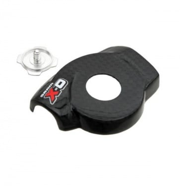 Sram XO Shifter Trigger Carbon Cover Top Cap Kit