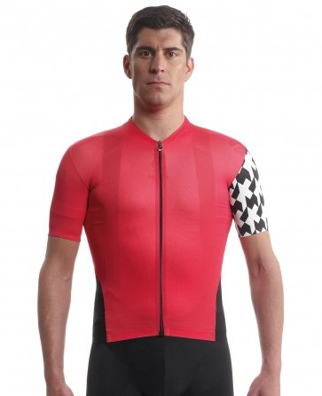Assos SS.Equipe Jersey Evo 8-National Red