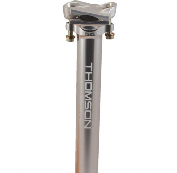 Thomson Masterpiece 30.9x350mm Seatpost Silver