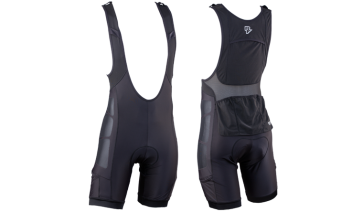 Race Face Stash Mens Bib Stealth