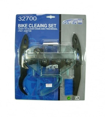 SuperB Chain Cleaning Tool Set