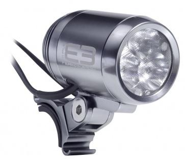 Supernova E3 Triple Bicycle Head Torch Light 800Lum
