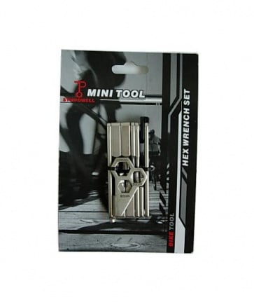 Synpowell FF-01T mini multi Tool bicycle bike 12Functions