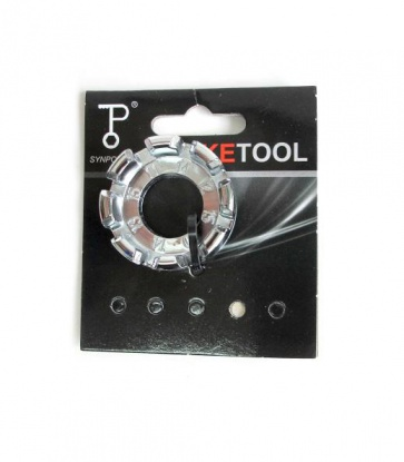 Synpowell spoke wrench bt-04a 10,11,12,13,14,15mm