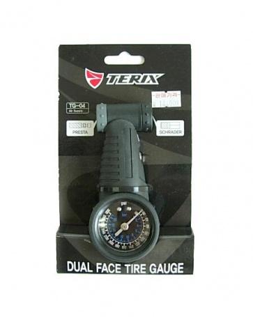 Terix Air Pressure check gauge for 100psi and 300psi