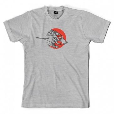 Cinelli The Wolf Grey T-Shirt