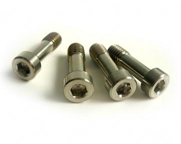 Tiparts Titanium M6x20mm bolt for Avid Juicy7 Clamp