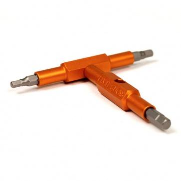 FIX IT STICKS STANDARD B (4,5,6mm HEX, PHILLIPS #2) ALUMINUM