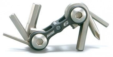 Topeak Mini6 Multi Tool Super Light Bicycle Repair