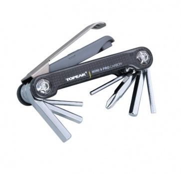 Topeak Mini 9 Pro CB Carbon Multi Functional Tool Kit