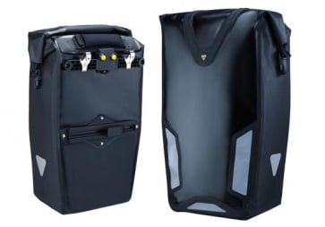 Topeak Pannier Dry Bag DX Black TT9829B bicycle