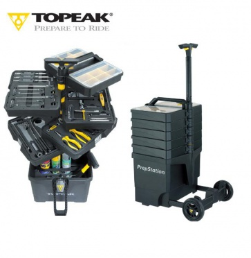 Topeak PrepStation Professional Mechanic Tool 40Sets