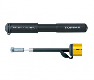 Topeak RaceRocket HPC Road Bike Pump TRR-HPCB1B