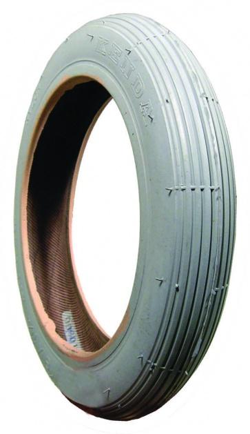 Kenda K23A Wheelchair Gray (35-138) Tire 8X1-1/4