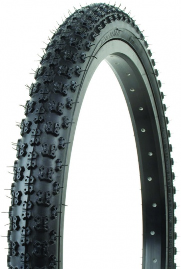 Kenda K50 Knobby Black (203) Tire 12-1/2X2-1/4