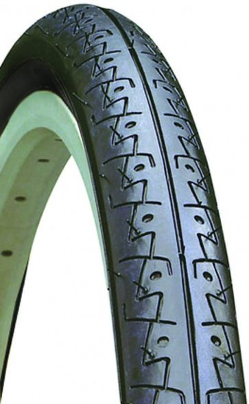 Kenda Slick K-154 Black Tire 26X1.62