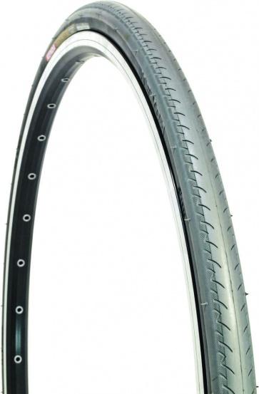 Kenda Kontender K-196 Gray/Blk Wheelchai Tire 25X1