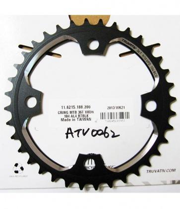 Truvativ Chainring MTB 36T XO DH 104 AL4