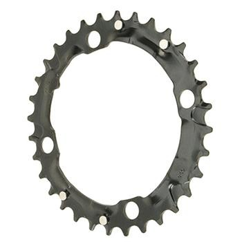 Truvativ MTB 32T V7 BCD104 Steel Chainring Matte Black