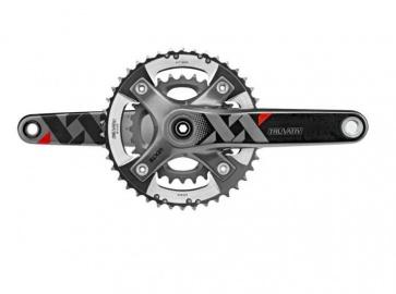 Truvativ XX X.X Crankset BB30 Bicycle Q-Factor 164