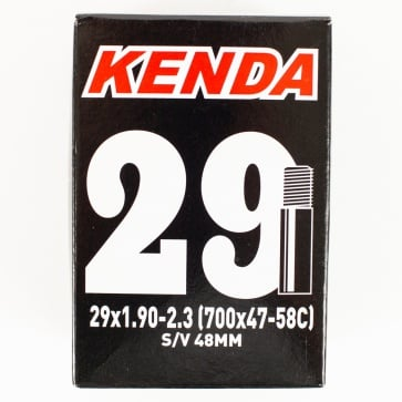 Kenda 29X1.9-2.3 700X47-58 Schrader 48Mm Long Tube
