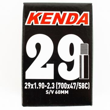 Kenda 29X1.9-2.3 700X47-58 Schrader 60Mm Long Tube