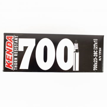 Kenda Thornproof 700X23-28 27X1 Presta 32Mm Tube