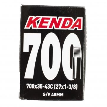 Kenda 700X35-43 27X1-3/8 Schrader 48Mm Long Tube