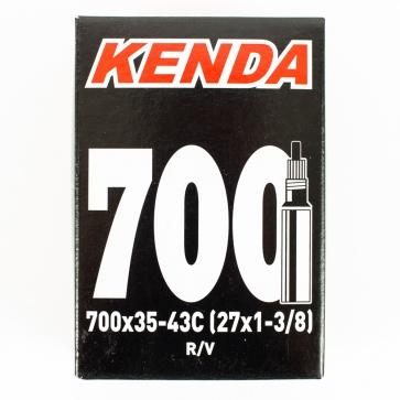 Kenda 700X35-43 27X1-3/8 Presta 32Mm Tube