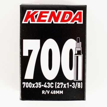 Kenda 700X35-43 27X1-3/8 Presta 48Mm Threaded Tube