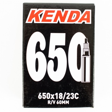 Kenda 650Cx18-23 Presta 60Mm Long (26X1) Tube