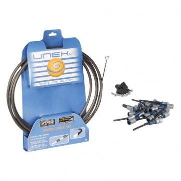 Unex Hyper Compressor Derailleur cable set