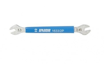 Unior 1633 spoke wrench 2 type 3.3~4.5mm