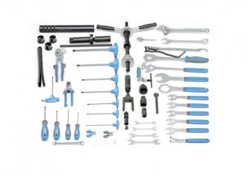 Unior set of bike tool 50pcs 1600G bicycle mechanic