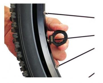 Unior Spoke Freewheel Remover 1669/4 wrench