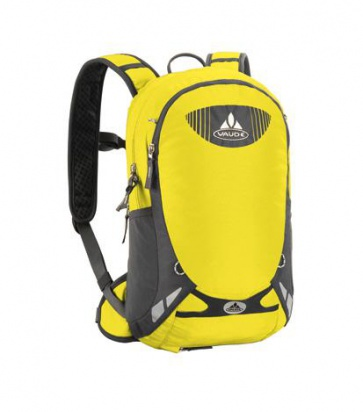 Vaude Juicy Air 7+3 backpack bag yellow