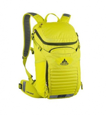 Vaude Tracer 12L backpack bag yellow