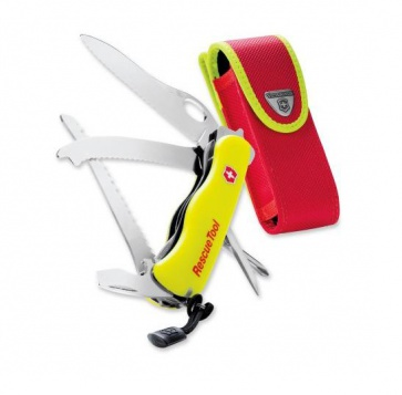 Victorinox Swiss Army Rescue Tool one hand 0.8623.MWN