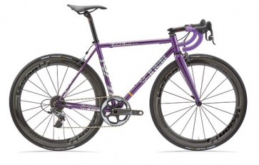 Cinelli Vigorelli Road Bike Purple