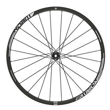 "Sram Roam 40 Alloy IS Disc 27.5"" Rear QR S10 Wheel 24H"