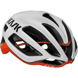Kask Protone Helmet White Red