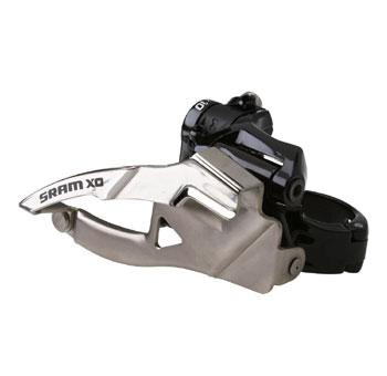 Sram X0 Front Derailleur 2x10 LOW-CLAMP BOTTOM PULL 31.8 34T