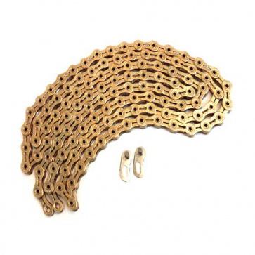 YBN chain SFL 101 Ti Gold 10 SP