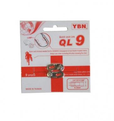 YBN QL9 chain link 9speeds bicycle