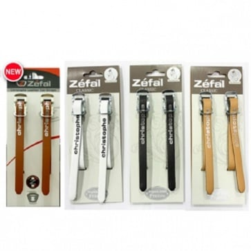 Zefal CHRISTOPHE Clip Band Leather Straps 2ea 1Set