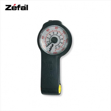 Zefal Twin Graph Bicycle Tube Air Pressure Gage