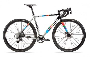 Cinelli Zydeco Bike Full Color